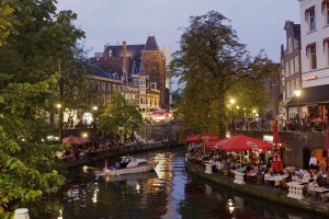 Netherlands, Utrecht (city), Oude Gracht
