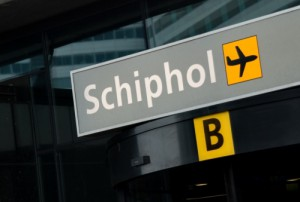 Schiphol airport is the international gateway for visitors travelling to Utrecht too